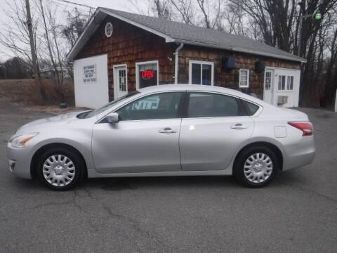 2013 Nissan Altima for sale at Trade Zone Auto Sales in Hampton NJ