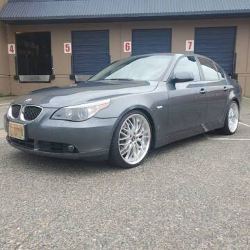 2007 BMW 5 Series for sale at Lifestyle Motors LLC in Portland OR