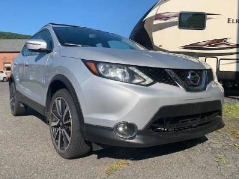 2017 Nissan Rogue Sport for sale at Worthington Air Automotive Inc in Williamsburg MA