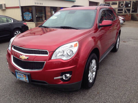 2015 Chevrolet Equinox for sale at MR Auto Sales Inc. in Eastlake OH