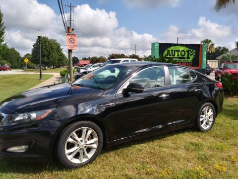 2013 Kia Optima for sale at Auto 1 Madison in Madison GA