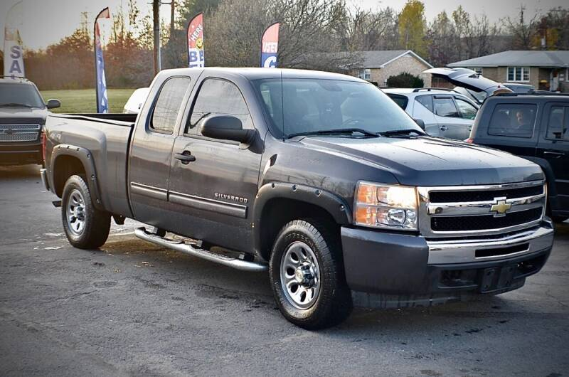 2010 Chevrolet Silverado 1500 for sale at Albi's Auto Service and Sales in Archbald PA