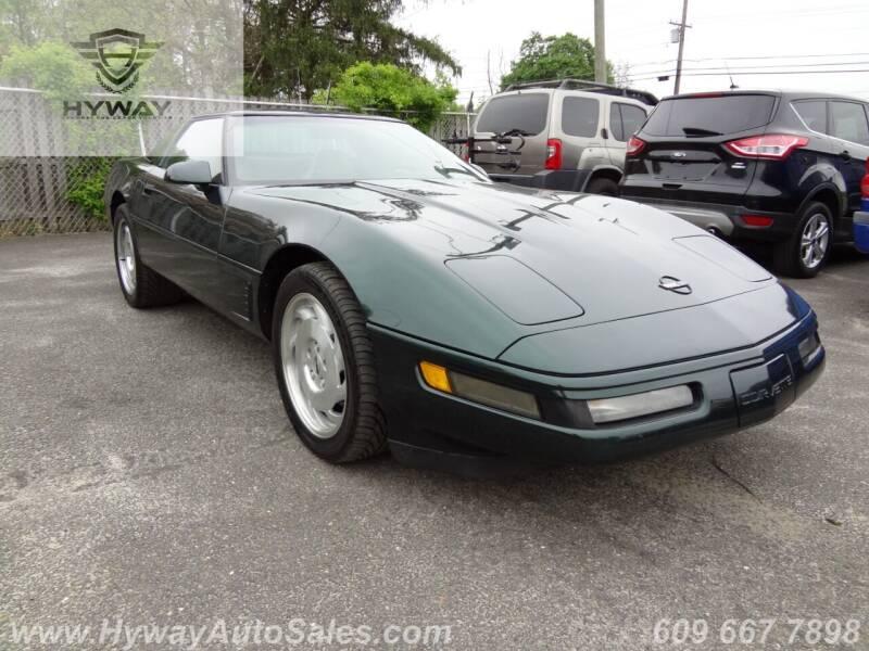1995 Chevrolet Corvette for sale at Hyway Auto Sales in Lumberton NJ