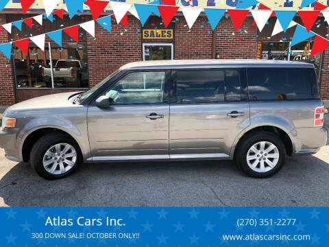2009 Ford Flex for sale at Atlas Cars Inc. in Radcliff KY