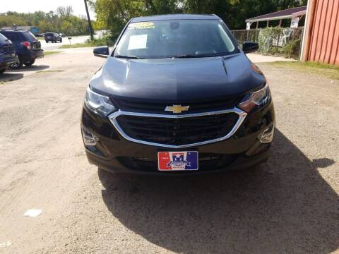 2019 Chevrolet Equinox for sale at MENDEZ AUTO SALES in Tyler TX