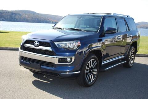 2016 Toyota 4Runner for sale at New Milford Motors in New Milford CT