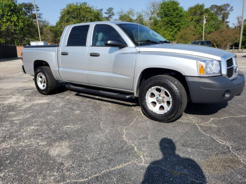 2006 Dodge Dakota for sale at Ron's Used Cars in Sumter SC