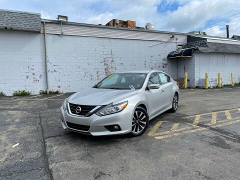 2017 Nissan Altima for sale at Santa Motors Inc in Rochester NY