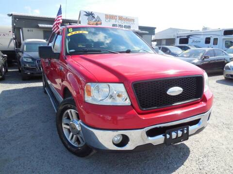2006 Ford F-150 for sale at DMC Motors of Florida in Orlando FL