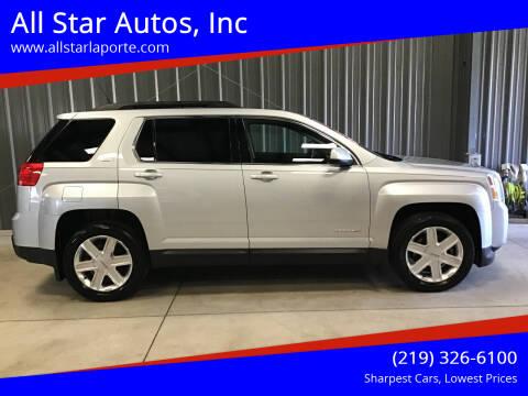 2011 GMC Terrain for sale at All Star Autos, Inc in La Porte IN