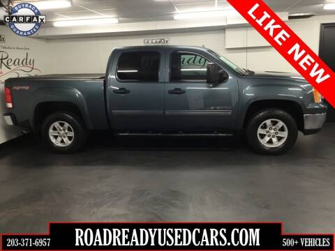 2012 GMC Sierra 1500 for sale at Road Ready Used Cars in Ansonia CT