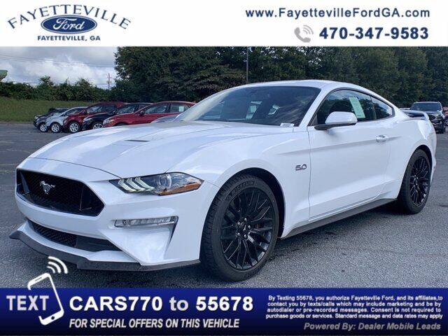 2020 Ford Mustang for sale in Fayetteville, GA
