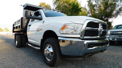 2014 RAM Ram Chassis 3500 for sale at Action Automotive Service LLC in Hudson NY