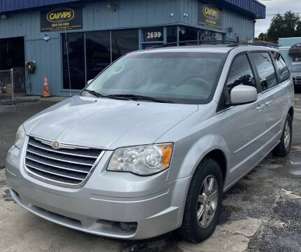 2008 Chrysler Town and Country for sale at CAR VIPS ORLANDO LLC in Orlando FL