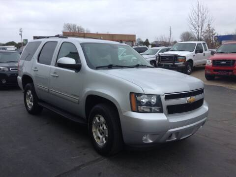 2012 Chevrolet Tahoe for sale at Bruns & Sons Auto in Plover WI