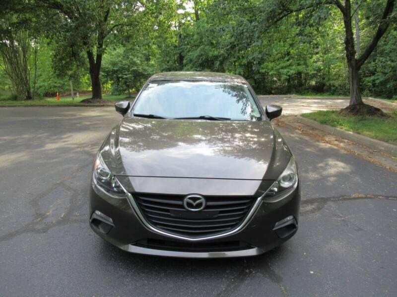 2014 Mazda MAZDA3 for sale at 4Auto Sales, Inc. in Fredericksburg VA