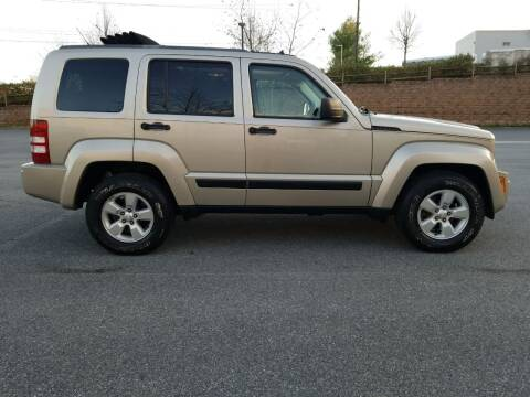 2011 Jeep Liberty for sale at Lehigh Valley Autoplex, Inc. in Bethlehem PA