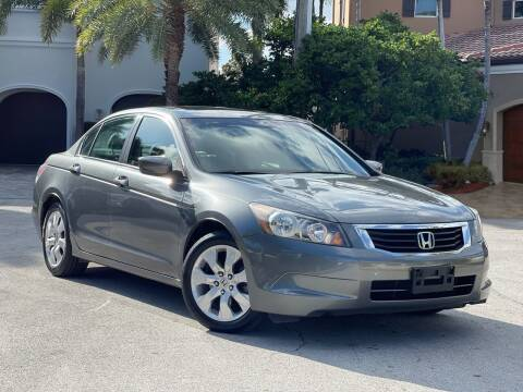 2009 Honda Accord for sale at Citywide Auto Group LLC in Pompano Beach FL
