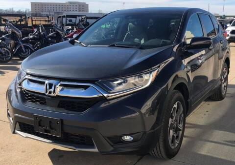 2019 Honda CR-V for sale at Head Motor Company - Head Indian Motorcycle in Columbia MO
