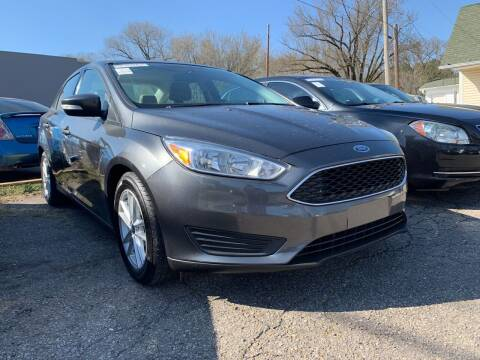 2016 Ford Focus for sale at Shelton & Son Auto Sales L.L.C in Dover AR
