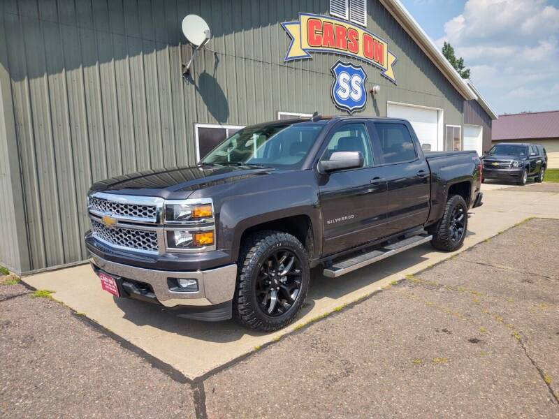 2015 Chevrolet Silverado 1500 for sale at CARS ON SS in Rice Lake WI