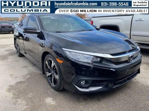 2016 Honda Civic for sale at Hyundai of Columbia Con Alvaro in Columbia TN