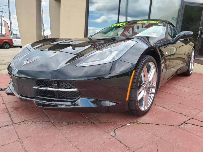 2019 Chevrolet Corvette for sale at Auto Wholesalers Of Hooksett in Hooksett NH