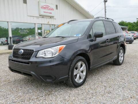 2015 Subaru Forester for sale at Low Cost Cars in Circleville OH