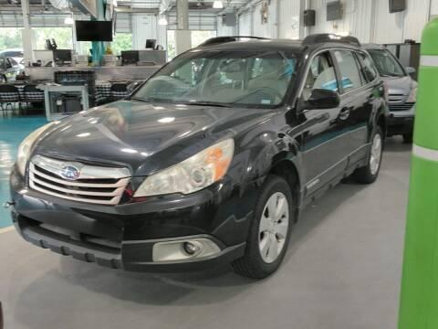 2012 Subaru Outback for sale at Wheel Tech Motor Vehicle Sales in Maylene AL
