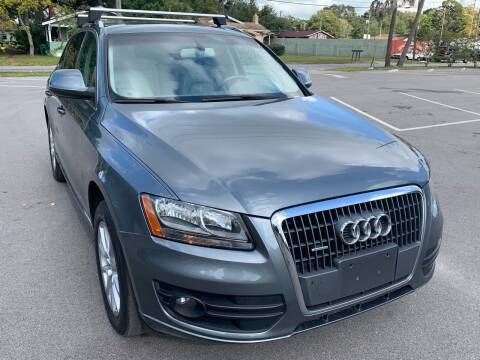 2012 Audi Q5 for sale at Consumer Auto Credit in Tampa FL