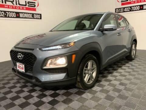 2019 Hyundai Kona for sale at SIRIUS MOTORS INC in Monroe OH