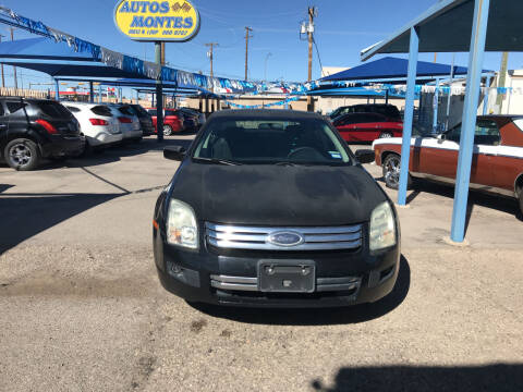 2007 Ford Fusion for sale at Autos Montes in Socorro TX