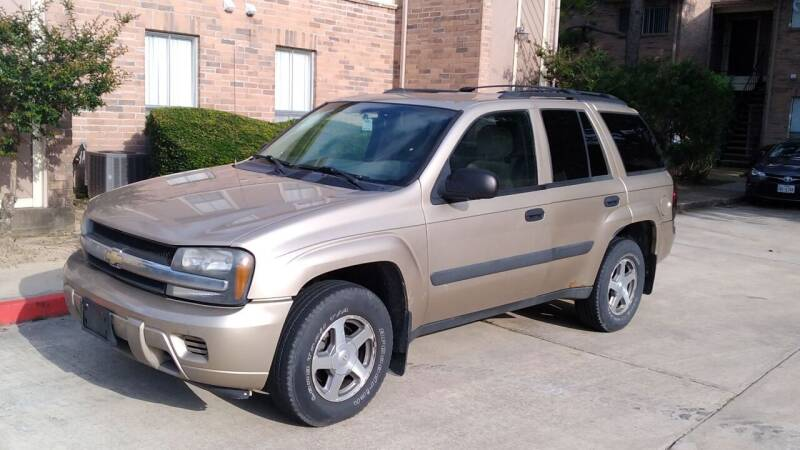 2005 Chevrolet TrailBlazer for sale at Loco Motors in La Porte TX