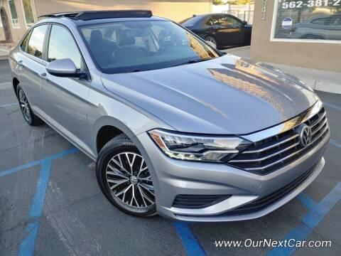 2020 Volkswagen Jetta for sale at Ournextcar/Ramirez Auto Sales in Downey CA