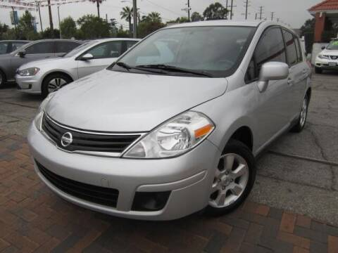 2012 Nissan Versa for sale at PREFERRED MOTOR CARS in Covina CA
