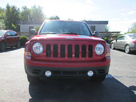 2017 Jeep Patriot for sale at Olde Mill Motors in Angier NC