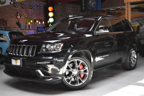 2012 Jeep Grand Cherokee for sale at Chicago Cars US in Summit IL