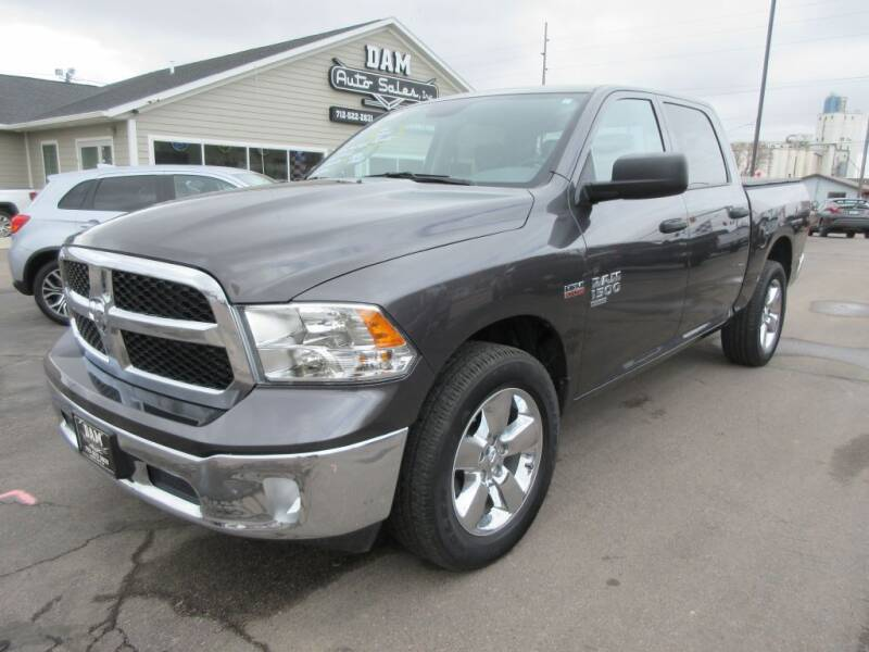2019 RAM Ram Pickup 1500 Classic for sale at Dam Auto Sales in Sioux City IA
