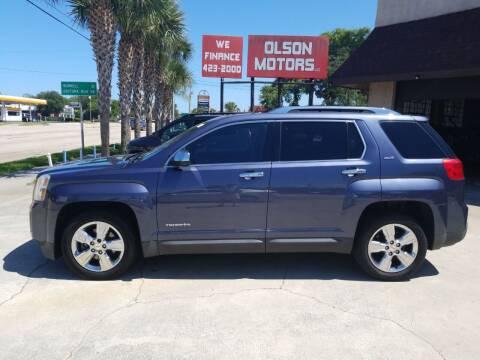 2014 GMC Terrain for sale at Olson Motors LLC in Saint Augustine FL