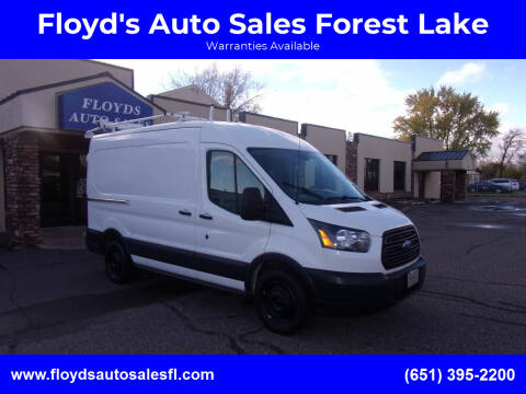 2015 Ford Transit Cargo for sale at Floyd's Auto Sales Forest Lake in Forest Lake MN