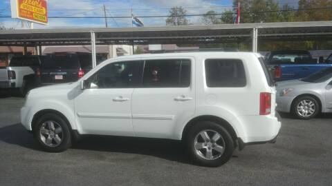 2011 Honda Pilot for sale at Lewis Used Cars in Elizabethton TN