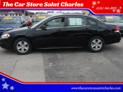 2014 Chevrolet Impala Limited for sale at The Car Store Saint Charles in Saint Charles MO