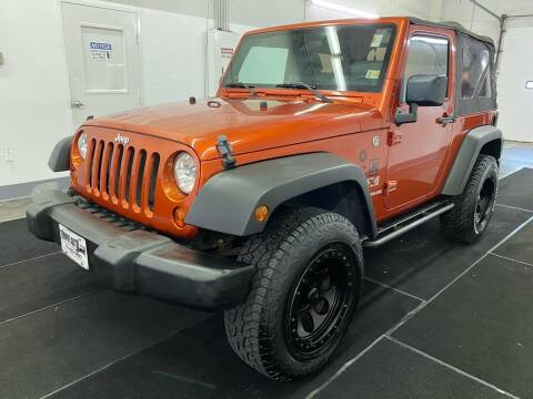 2009 Jeep Wrangler for sale at TOWNE AUTO BROKERS in Virginia Beach VA