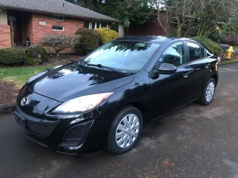 2011 Mazda MAZDA3 for sale at Blue Line Auto Group in Portland OR