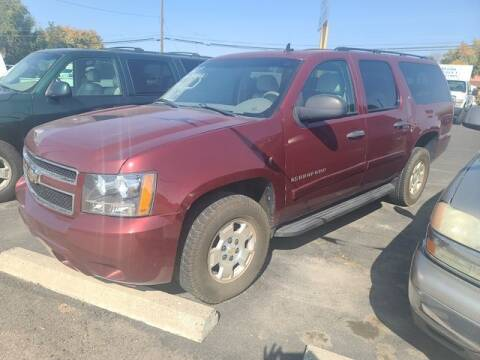 2009 Chevrolet Suburban for sale at Cars 4 Idaho in Twin Falls ID