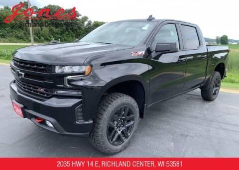 2021 Chevrolet Silverado 1500 for sale at Jones Chevrolet Buick Cadillac in Richland Center WI