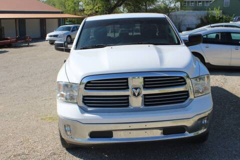 2015 RAM Ram Pickup 1500 for sale at Bailey & Sons Motor Co in Lyndon KS