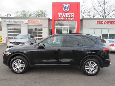 2016 Porsche Cayenne for sale at Twins Auto Sales Inc in Detroit MI