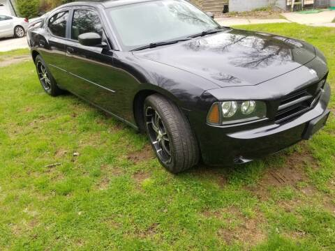 2008 Dodge Charger for sale at Diamond Auto Sales & Service in Norwich CT