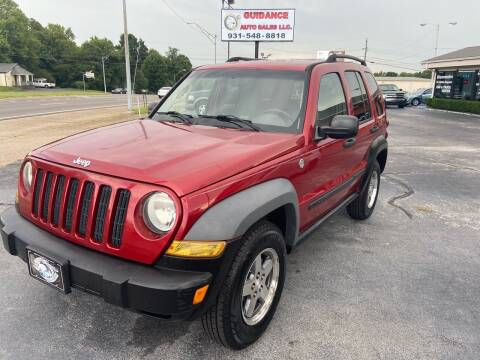 2005 Jeep Liberty for sale at Guidance Auto Sales LLC in Columbia TN